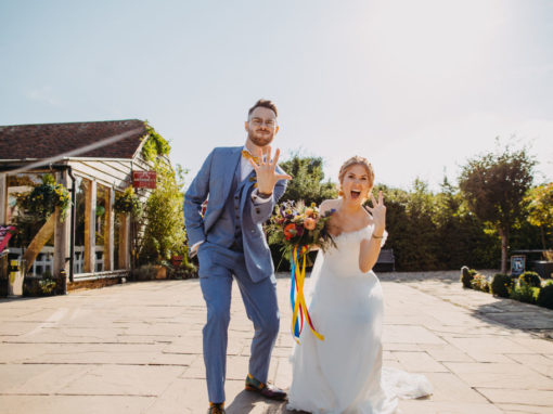 Alternative wedding traditions to include in your wedding